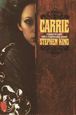 Carrie, Hardcover, 1974