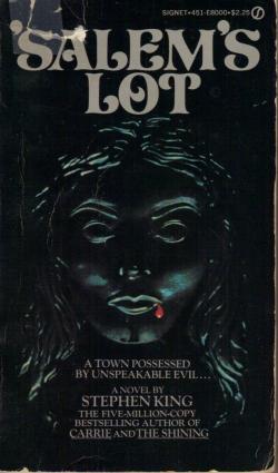 Salem's Lot, Paperback, 1976