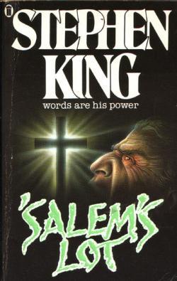 Salem's Lot, Paperback, 1991
