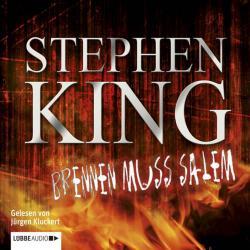 Salem's Lot, Audio Book, 2012
