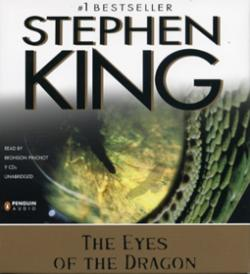 The Eyes of the Dragon, Audio Book, 2010