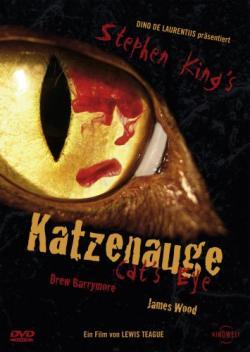 Cat's Eye, DVD, 2002