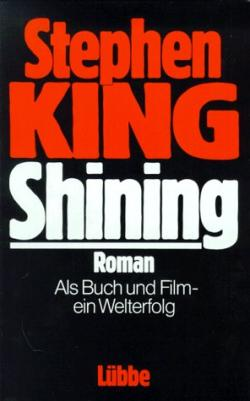 The Shining, Hardcover, 1991