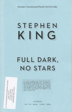 Full Dark, No Stars, Paperback, 2010