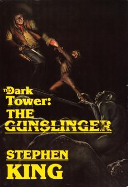 The Dark Tower - The Gunslinger, Hardcover, 1984