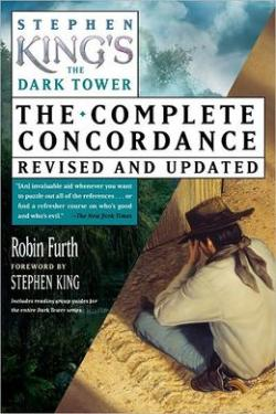 The Dark Tower: The Complete Concordance, Paperback, 2012