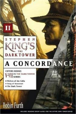 Dark Tower - A Concordance Volume II, Paperback, 2004
