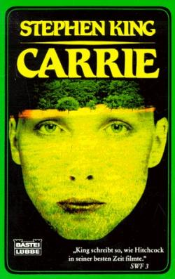 Carrie, Paperback, 1987