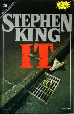 IT, Hardcover, 1987