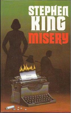 Misery, Hardcover, 1994