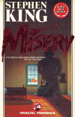 Misery, Paperback, Jan 1991