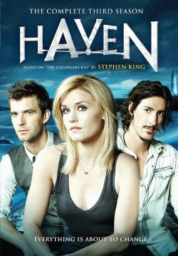 Haven, DVD, 2013