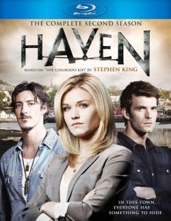 Haven, Blu-Ray, 2012