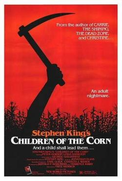 Children of the Corn, Movie Poster, 1984