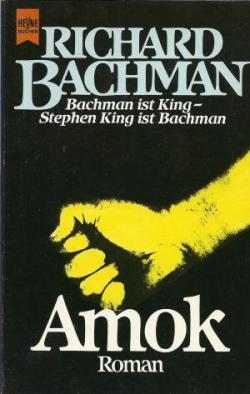 Rage, Paperback, 1993