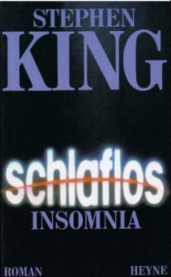 Insomnia, Hardcover, 1994