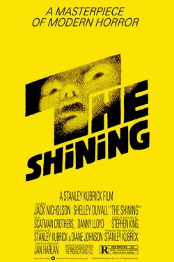 The Shining, Movie Poster, 1980