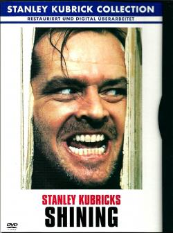 The Shining, DVD, 2001