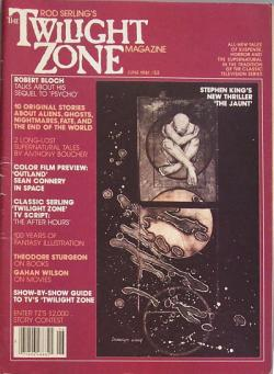 Rod Serling's The Twilight Zone Magazine, June 1981, 1981