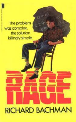 Rage, Paperback, 1983
