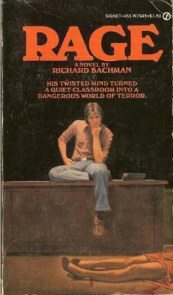 Rage, Paperback, 1977