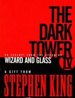 The Dark Tower - Wizard and Glass, Paperback, 1996