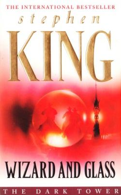 The Dark Tower - Wizard and Glass, Paperback, 1998