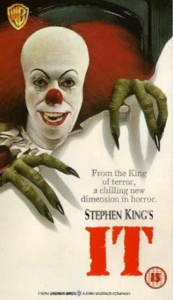 Stephen King's IT, VHS, Jul 17, 1995