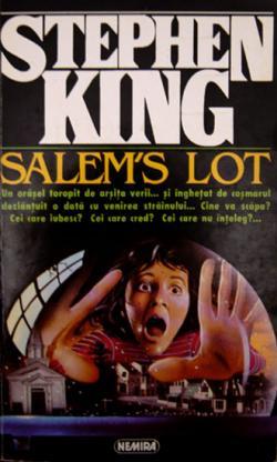 Salem's Lot, Paperback, 1995