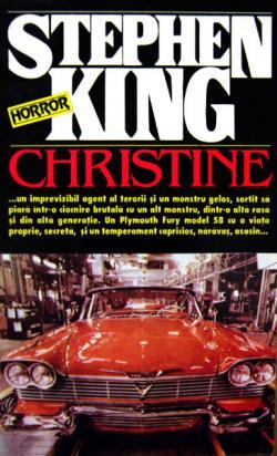 Christine, Paperback, 1994