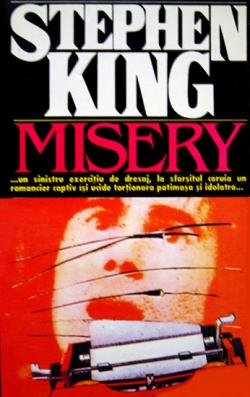 Misery, Paperback, 1995