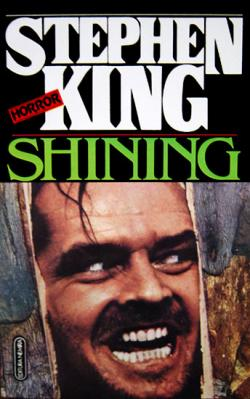 The Shining, Paperback, 1993