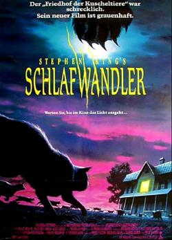 Sleepwalkers, Movie Poster, 1993