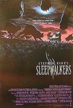 Sleepwalkers, Movie Poster, 1992