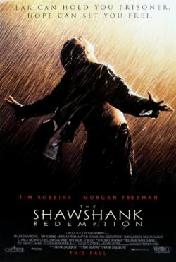 The Shawshank Redemption, Movie Poster, 1994