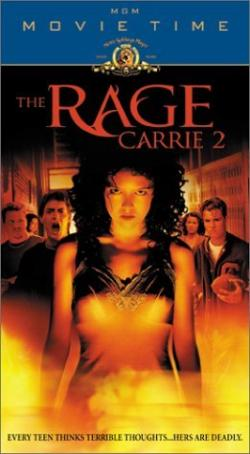 The Rage: Carrie 2, DVD, 1999