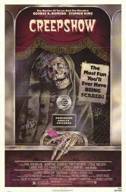 Creepshow, Movie Poster, 1982