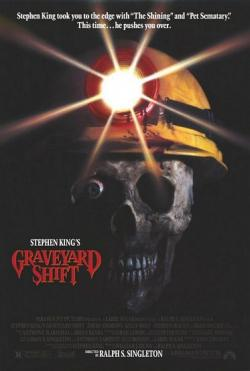 Stephen King's Graveyard Shift, Movie Poster, 1990