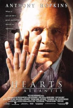 Hearts in Atlantis, Movie Poster, 2001