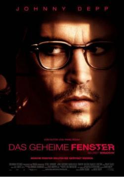 Secret Window, Movie Poster, 2004