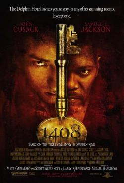 1408, Movie Poster, 2007