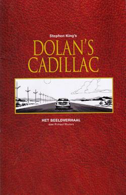 Dolan's Cadillac, Comic, 2013
