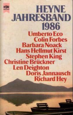 Heyne Jahresband 1986, 1987