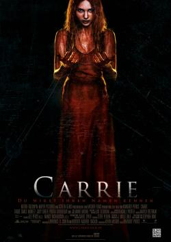Carrie, Movie Poster, 2013