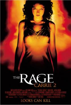 The Rage: Carrie 2, Movie Poster, 1999