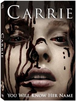 Carrie, DVD, 2014