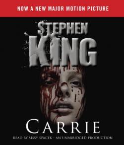 Carrie, Audio Book, 2013