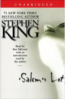 Salem's Lot, Audio Book, 2004