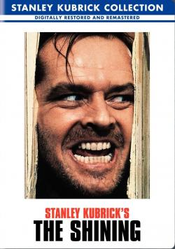 The Shining, DVD, 1980