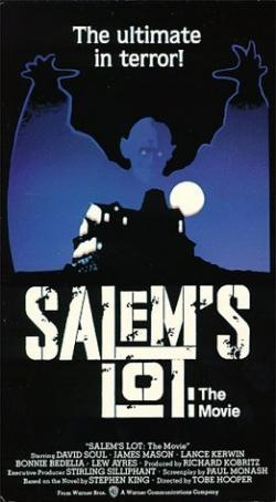 Salem's Lot, Movie Poster, 1979